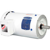 Baldor-Reliance Motor VEWDM3615T, 5HP, 1750RPM, 3PH, 60HZ, 184TC, 3643M, TEFC, F1