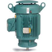 Baldor-Reliance Pump Motor, VHECP3663T, 3 Phase, 5 HP, 230/460 Volts, 3490 RPM, 60 HZ, TEFC, 184HP