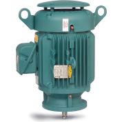 Baldor-Reliance Pump Motor, VHECP3665T, 3 Phase, 5 HP, 208-230/460 Volts, 1750 RPM, 60 HZ,TEFC,184HP
