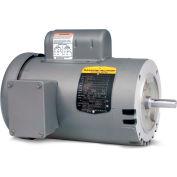 Baldor-Reliance Motor VL1321T, 1.5HP, 1725RPM, 1PH, 60HZ, 145TC, 3535L, OPEN