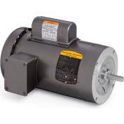 Baldor Motor VL3508, .75HP, 1140RPM, 1PH, 60HZ, 56C, 3528LC, TEFC, F