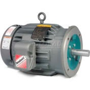 Baldor General Purpose Motor, 208-230/460 V, 15 HP, 1760 RPM, 3 PH, 254TC, TEFC