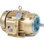 Baldor Motor VM3615T-5,  5HP,  1750RPM,  3PH,  60HZ,  184TC,  3638M,  TEFC,  F1