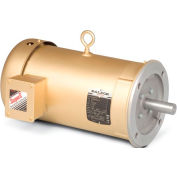 Baldor Motor VM3663T,  5HP,  3460RPM,  3PH,  60HZ,  184TC,  0624M,  TEFC,  F1
