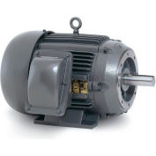 Baldor Motor VM7075T, 3HP, 3450RPM, 3PH, 60HZ, 145TC, 3528M, XPFC, F1