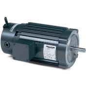Baldor Unit Handling Motor, VRBM3558T, 3 PH, 2 HP, 230/460 V, 1700 RPM, TEFC, 145TC Frame
