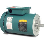 Baldor-Reliance Motor VUHL3519, 1HP, 1725RPM, 1PH, 60HZ, 56C, 3524L, TEFC, F3, N