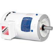 Baldor Washdown Motor VWDM3615T, 3 Phase, 5 HP, 1745 RPM, 208-230/460 Volts, TEFC, 184TC FR