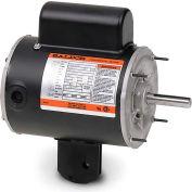 Baldor-Reliance Motor YPC344A, .5HP, 1625RPM, 1PH, 60HZ, 48YZ, 1716C, TEAO, F1