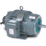 Baldor Motor ZDNM3661T, 3HP, 1750RPM, 3PH, 60HZ, 184TC, 0634M, TENV, F1
