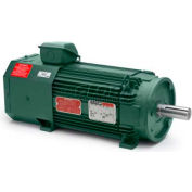 Baldor Inverter/Vector Motor, ZDPM28125-BV, 3PH, 125HP, 1800/1980RPM, 460V, TEBC, FL2882