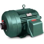 Baldor-Reliance Motor ZDVSM3661T, 3HP, 1800RPM, 3PH, 60HZ, 182TC, TEFC, FOOT