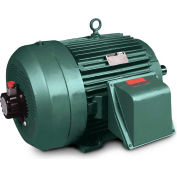 Baldor-Reliance Motor ZDVSM3665T, 5HP, 1800RPM, 3PH, 60HZ, L184TC, TEFC, FOOT