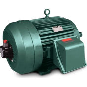 Baldor-Reliance Motor ZDVSNM3587T, 2HP, 1740RPM, 3PH, 60HZ, 145TC, 0535M, TENV, F1