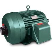 Baldor-Reliance Motor ZDVSNM3661T, 3HP, 1800RPM, 3PH, 60HZ, 182TC, TENV, FOOT