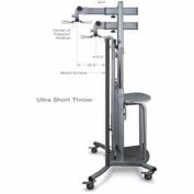 iTeach Cart with Ultra Short Throw Arm