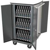Balt® iTeach High Capacity Tablet Sync & Charge Cart - 32 Tablets/Laptops