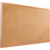 "Balt® Valu-Tak Tackboard with Oak Wood Trim 48""W x 48""H"