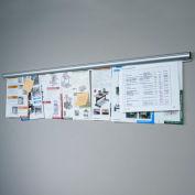 Balt® Tackless Paper Holders - Set of 6 4' Holders