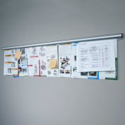Balt® Tackless Paper Holders - Set of 4 8' Holders