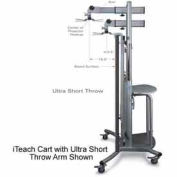 "iTeach Ultra Short Throw Projector Arm 11-1/4"" To 20"""