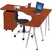 iFlex Home Office System - Cherry