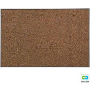 "Balt® Black Splash-Cork Tackboard with Black Ultra Trim 36""W x 24""H"