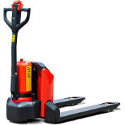 Ballymore BALLYPAL33N-21 Self-Propelled Lithium Ion Powered Pallet Jack Truck - 3300 Lb. Capacity