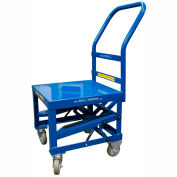 Ballymore- 5 Gallon Container and Cart-BPCRT-B-Blue