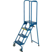 4 Step Modified Lock-N-Stock Folding Ladder - LS42410