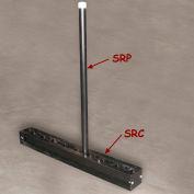 """Bluff A-Frame Slab Rack Post, AFRAME-SRP5, 2"""" Dia., 60""""H"""