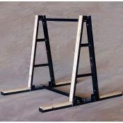 """Bluff A-Frame Slab Rack Floor Display, AFRAMESTD, 60""""W x 60""""D x 60""""H"""