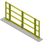 Bluff Swinging Safety Gate, MEZ-72-SW, 6'W
