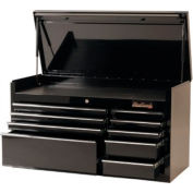 "Blackhawk™ By Proto® 94109C 41"" Top Chest, 9 Drawer, Black"