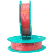 17-2000 Red Non-Metallic Twist Tie Material - 2000 ft. per Spool