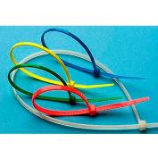"Intermediate UL Recognized Nylon Cable Tie Orange 8"" x 1/8"" 1,000 Pack"