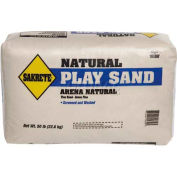 Sakrete® Natural Play Sand, 50 Lb. Bag - 40100301 - Pkg Qty 56