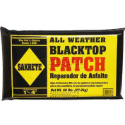 Sakrete® All Weather Blacktop Patch, 60 Lb. Bag - 60200240 - Pkg Qty 40