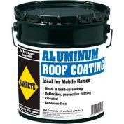 SAKRETE® Regular Aluminum Roof Coating - 4-7/10 Gal.