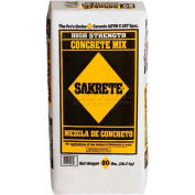 Sakrete® High Strength Concrete Mix, 80 Lb. Bag - 65200390 - Pkg Qty 42
