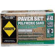 Sakrete® Paver Set Gray Polymeric Sand, 50 Lb. Bag - 65300036 - Pkg Qty 56