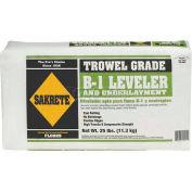 Sakrete® B-1 Trowel Grade Leveler - 25 Lb. Bag - Pkg Qty 36