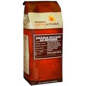 Barnie's CoffeeKitchen®, Rwanda Bulcafe AA Bourbon Whole Bean Coffee, 12 oz. Bag, 6/Case