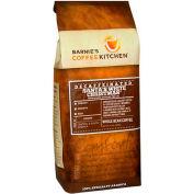 Barnie's Coffee Decaf Santa's White Christmas Whole Bean Coffee, 10 oz. Bag 6/Cs