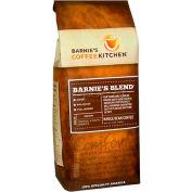 Barnie's CoffeeKitchen Barnie's Blend Whole Bean Coffee, 10 Oz. Bag, 6/Case