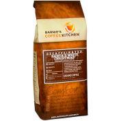 Barnie's CoffeeKitchen®, Decaf Santa's White Christmas® Ground Coffee, 12 oz. Bag, 6/Case