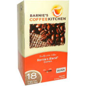 Barnie's CoffeeKitchen®, Decaf Barnie's Blend® Coffee Pod, 108 Pods/Case