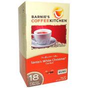 Barnie's CoffeeKitchen®, Decaf Santa's White Christmas® Coffee Pod, 108 Pods/Case