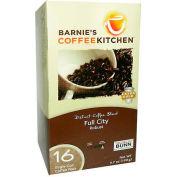 Barnie's CoffeeKitchen®, Full City Roast Coffee Pod, 96 Pods/Case