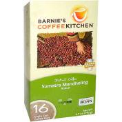 Barnie's CoffeeKitchen®, Sumatra Mandheling Coffee Pod, 96 Pods/Case